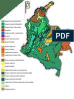 Ecositemas de Colombia