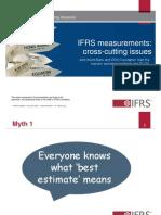 5. Measurement Cross Cutting Issues