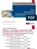 5. Quiz Income Taxes