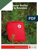 Primeros Auxilios en La Naturaleza - Cruz Roja