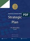 US Veterans Affairs 2010 2014 Strategic Plan