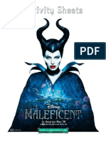 Maleficent PDF Activities