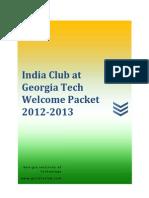 Icgt Welcome Packet 2012-13 v.1.0