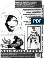 Wizard - How to Draw 1 Character Creation