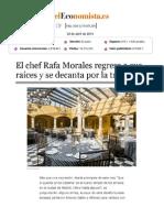 Eleconomista.es, 24 de Abril de 2014