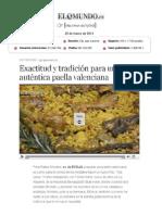 Elmundo.es, 29 de Marzo de 2014