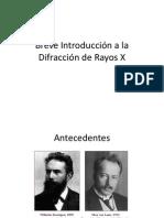 Presentación DRX 2011