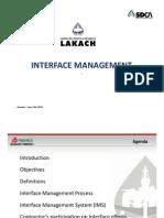Interface Presentation June 13