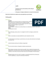 BPF Style Guide