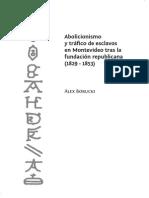 Borucki Abolicionismo y Trafico de Esclavos en Montevideo-libre