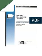Matrici Progresive S4 Partea 1