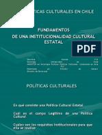 Presentacion POLITICAS CULTURALES EN CHILE 14 DIC.ppt