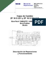 Cajas de Cambio ZF 1