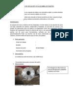 Analisis de Desgastes de La Bomba de Paletas Afa Trabajo