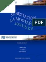 Subestacion Merida Presentacion