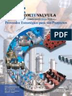 Comtuvalvula Catálogo General