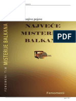 Misterije i Fenomeni Balkana