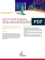CATIA - Electrical Wire Harness Design