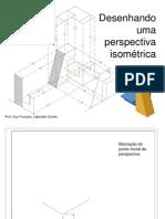 Desenhando Uma Perspectiva Isometrica