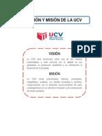 Vision y Misión de La Ucv
