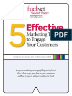 5 Effective Marketing Tips 2009
