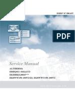 Altherma 11-16 Service Manual
