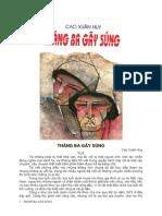 Thang Ba Gay Sung