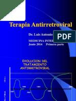 Antirretrovirales  1a.