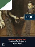 Cartas de Felipe II a Sus Hijas - Bouza, Fernando (Ed.)