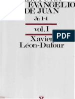 Lectura del evangelio de juan 01, Javier León Dufour.pdf