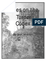 Notes on the Turner Codex
