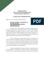 C. de E. S. 2° Julio 5 de 2007. No. 1977-2006. JURISDICCION PENSIONES EMPLEADOS PÚBLICOS