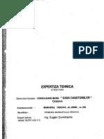 _Exemplu de Expertiza Tehnica-Expertiza Tehnica Casa Casatoriilor