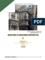 REABILITAREA Si Consolidarea Constructiilor Din Zidarie 2