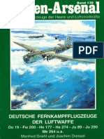 Waffen Arsenal - Band 139 - Deutsche Fernkampfflugzeuge der Luftwaffe