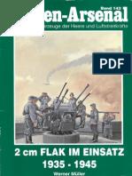 Waffen Arsenal - Band 142 - 2 cm FLAK im Einsatz 1935-1945