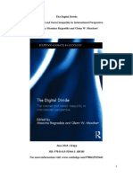 Digital Divide International Perspective Book