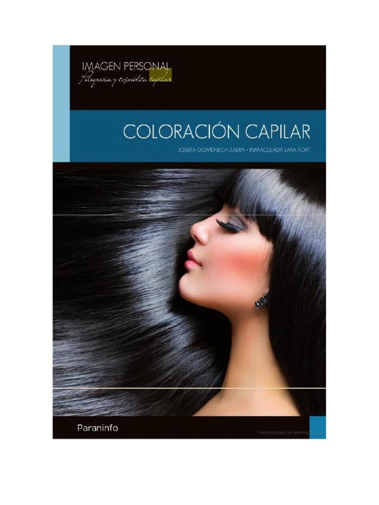 coloracion capilar 1