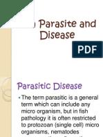 Fish Parasite and Disease