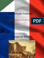 A Revolução Francesa - Incompleto.