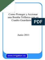 Cómo Proteger y Accionar Una Bomba Trifasica
