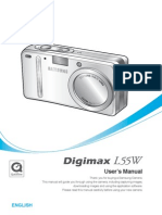 Camera Samsung l55wl