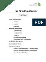 Manual Organizacion Marzo2011