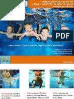 Resposta fisiológica aguda em diferentes condições de salto na aula de natação para bebés