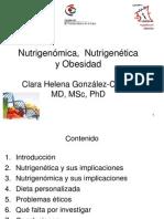 2014 07 02 Definiciones Nutrigenetica y Nutrigenomica