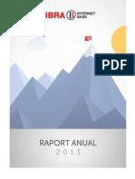 Raport Anual 2013