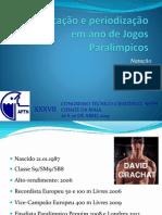 Planificação e periodização em ano de Jogos Paralímpicos - Natação
