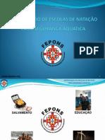 Certificação de Escolas de Natação Para Segurança Aquática