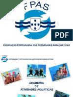 Federação Portuguesa das Actividades Subaquáticas (FPAS)