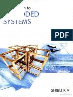 Intro to Embedded Systems by Shibu Kv